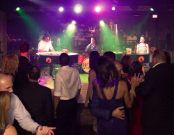 photo of a Howl2GO full show with lights | Live Band | Wedding Bands | Dueling Pianos | Cover Band