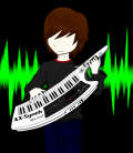 Photo: History of the Keytar