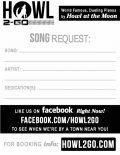 Photo: Do you take song requests?