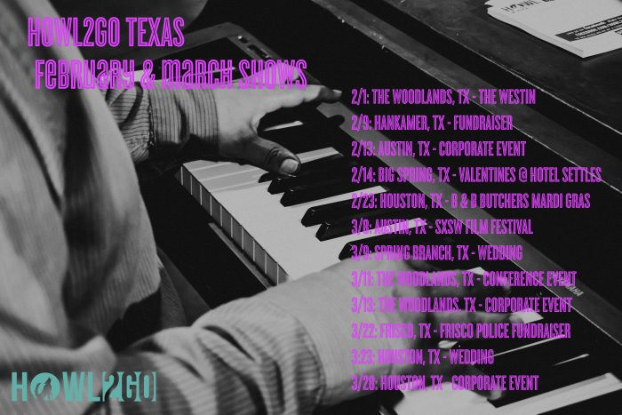 dueling pianos in texas for hire